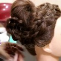 Wedding-Bridal-Braided-Crown-With-Messy-Bun-Hairstyles-Short-Hairstyles-New-Hairstyle