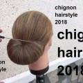 chignon-hair-tutorial-2018-chignon-hairstylechignon-for-long-hairchignon-bun-TIPS