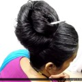 1-Minute-Twisted-Bun-with-Stick-8-Figure-Bun-Twisted-Bun-Long-Hairstyles-Stick-Hair-Bun