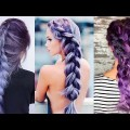 10-Beautiful-Braids-For-Long-Hair-Tutorials-Hairstyles-Tutorials-Compilation-2018