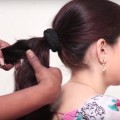 10-Hairstyle-tutorial-2018-How-to-do-Ponytail-Hairstyle-for-long-hair-2018-She-Fashions