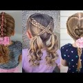 12-Cute-1-Minute-Little-Girls-Hairstyle-Tutorials