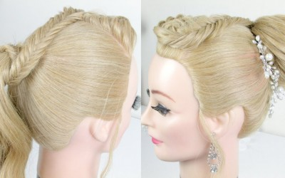 2-Easy-Wedding-Hairstyles-For-Long-Hair
