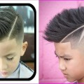 4-Years-0ld-kids-Haircuts-video-Tutorial-Classic-Kids-Haircut-with-Modern-2018-Life-Cure-TV
