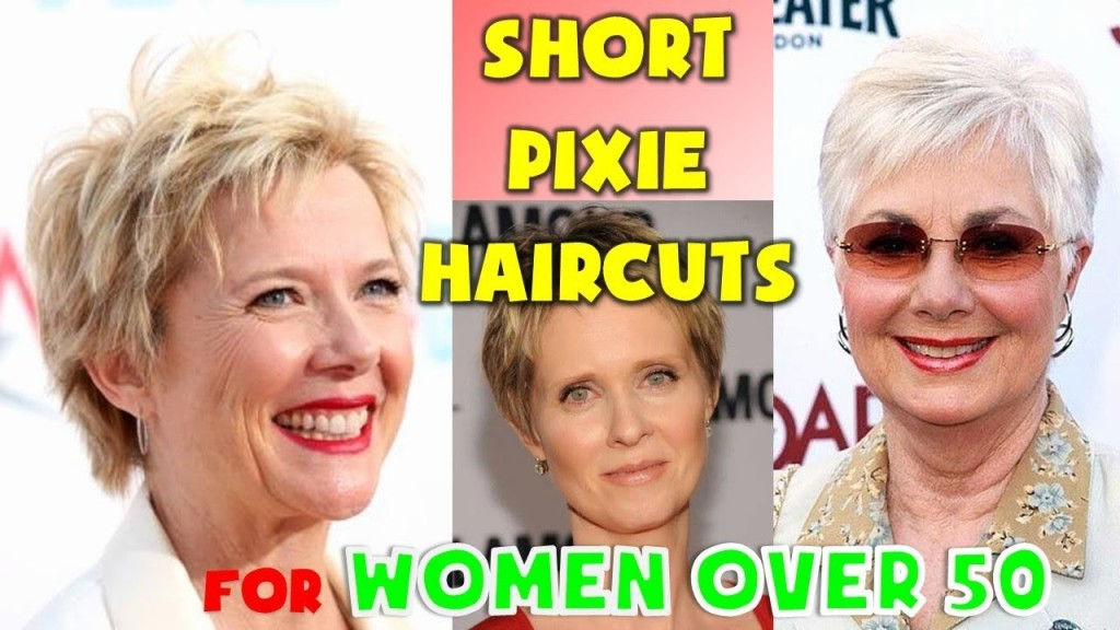 Hairstyles Over 40 2019: 40+ BEST Short Pixie Haircuts For Women Over 50 2018