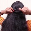 5-Self-Hairstyle-for-Long-Hair-Hairstyle-compilations-Best-self-hairstyle-tutorial-2018