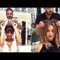 Beautiful-Girl-Headshave-Hairstyles-Tutorials-Best-Bridal-Hair-Tutorial-Compilation