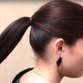 Beautiful-Ponytail-Hairstyle-for-Party-Simple-Cute-Hairstyles-for-Ladies-Hair-style-girl