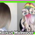Beautiful-Short-Haircut-Makeover-9-Extreme-Hair-Makeover-Hairstyles-2018
