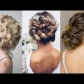 Beautiful-Updo-Wedding-Hairstyles-For-MediumLong-Hair-Classic-Bridal-Updo