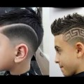 Best-hairstyles-for-kids-Amazing-Kids-Boys-Haircut-Best-Barbers-Compilation-Part-2