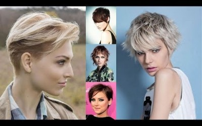 Cute-Short-Hairstyles-Haircuts-How-To-Style-Short-Hair-Ideas-in-2019