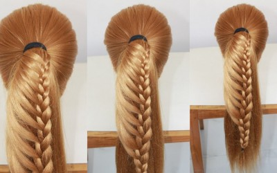 Cute-and-easy-braid-hairstyle-hairstyle-for-medium-and-long-hair-baby-hairstyle