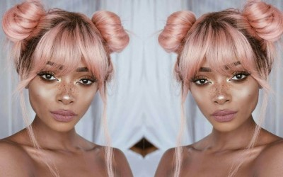 Flawless-Makeup-for-Black-Women-Compilation-5