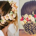 Flower-bun-hairstyles-for-long-hair-latest-hairstyles-for-wedding-functions