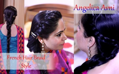 French-Braid-Hair-Style-Easy-Tutorial-Long-Hair-Real-Rapunzel