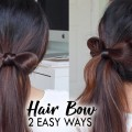 HAIR-BOW-TUTORIAL-Easy-Hairstyles-for-Long-Hair