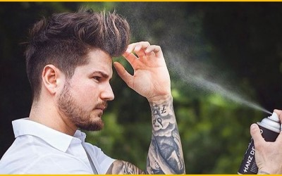 How-to-Wear-a-Short-Straight-Hairstyle-Mens-Hairstyling-Videos