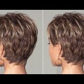 How-to-cut-a-Short-layered-haircut-tutorial