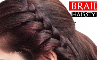 How-to-do-Hairstyle-for-long-hair-Hairstyle-Compilations-Hairstyle-step-by-step-tutorial-2018