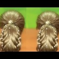 Latest-Hairstyle-for-Party-Medium-HairLong-HairShort-Hair-Hairstyle-for-Girls