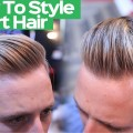 Mens-Summer-Hairstyle-2018-Mens-Short-Hairstyle-Tutorial-2018