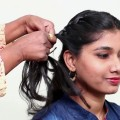 Most-Beautiful-attractive-Hairstyles-2018-for-Women-Twists-hairdos-with-straight-hair-2018.
