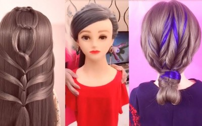 New-Best-Hairstyle-Vigo-Compilation-Easy-Hairstyles-for-Medium-Long-Hair