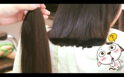 Oh-SHOCK-HAIRCUT-Cut-Off-LONG-HAIR-To-SHORT-Extreme-Long-Hair-Cutting-Transformation-79