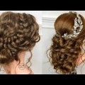 Prom-Wedding-UPDOS-for-Long-Hair-Hairstyles-Compilation-2018