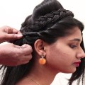 Quick-Easy-Braided-Hair-style-for-long-hair-Hair-style-step-by-step-tutorial-2018-SumanTV