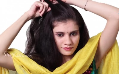 Self-Hairstyles-compilations-2018-Beautiful-Self-Hair-Style-for-Long-Hair-Hairstyle-tutorial