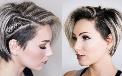 Short-Hair-Ideas-for-Summer-2018