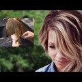 Short-Haircuts-2018-Asymmetrical-Short-Bob-Hairstyles-Tutorial-2019