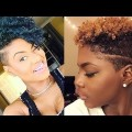 Short-Natural-Hair-Ideas-For-Black-Women-2019-Short-Haircuts