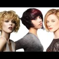 Short-haircut-2019-Bob-hairstyles-suited-to-your-face-type