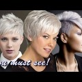 Short-pixie-haircuts-for-gray-hair-Latest-hairstyle-color-ideas-2019