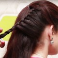 Side-Braided-wedding-Hairstyle-for-Long-Hair-Hairstyle-for-Medium-Hair-Hairstyle-tutorial