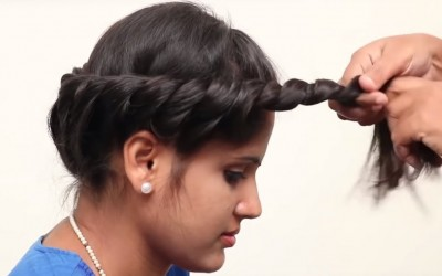 Simple-Braided-hairstyles-for-WeddingParty-Cute-Hairstyles-for-Long-Hair-UPDOs-Hairstyles2018