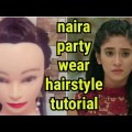 Simple-Easy-Hair-Style-Tutorial-For-Long-Hair-Beautiful-Hair-Style-For-Party-2018