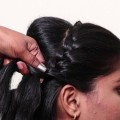 Simple-Quick-Hairstyle-For-PartyWeddingFunction-Easy-Hairstyles-2018-Sumantv-Women