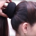 Simple-Wedding-bun-hairstyle-for-Long-Hair-Hairstyle-ideas-for-girls-Hair-style-girl