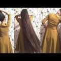 Super-long-hair-The-Most-Beautiful-Extremely-Long-Hair-Girls-2018-Shaved-head