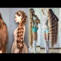 The-Most-sexy-Beautiful-Extremely-Long-Hair-Girls-2018-Shaved-head