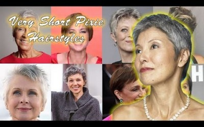 Very-Short-and-Ultra-Short-Pixie-Hairstyles-Over-40-2019-Short-Haircuts