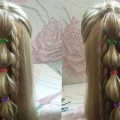 girls-hairstyle-tutorial-simple-fast-and-beautiful-hairstyle-hairstyle-for-long-medium-hair