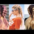 10-Braided-Summer-Hairstyles-You-Need-To-Try-Immediately-Heatless-Easy