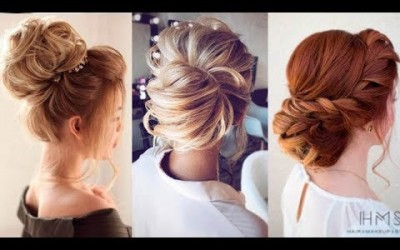 10-Easy-Updo-Hairstyles-for-Medium-Length-Hair-in-2018-Hair-Updo-Ideas