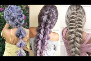 14-CUTE-EASY-Braid-Hairstyles-Amazing-Hairstyles-Tutorials-Compilation-2018