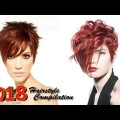 2018-Summer-hair-compilation-for-ladies-Best-bob-very-short-pixie-hairstyles